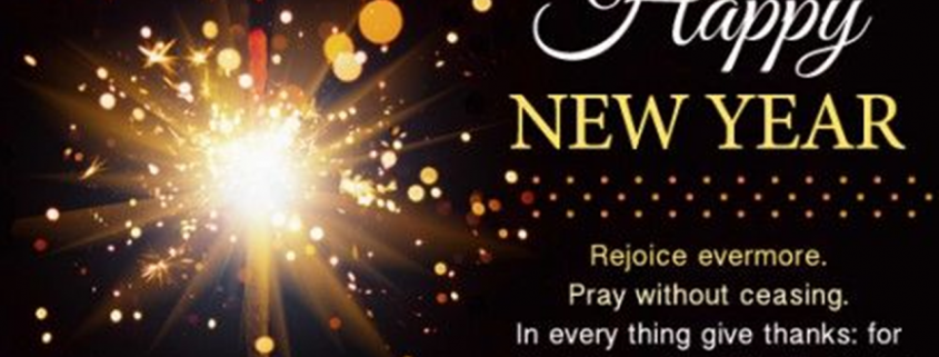 Church Office Closed For Christmas 2020 First Reformed Church of Fremont | Happy New Year 2020!~ Office Closed